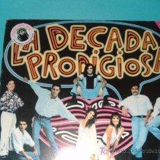 Discos de vinilo: LA DECADA PRODIGIOSA. Lote 26233066