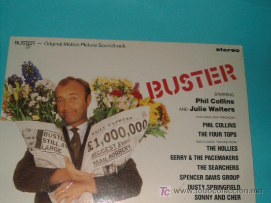 BUSTER (Música - Discos - LP Vinilo - Bandas Sonoras y Música de Actores )