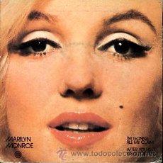 Discos de vinilo: MARILYN MONROE. Lote 21461327
