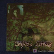 Discos de vinilo: MIGUEL STRONG - PRESENCE OF LOVE - MAXISINGLE 1993. Lote 12410695