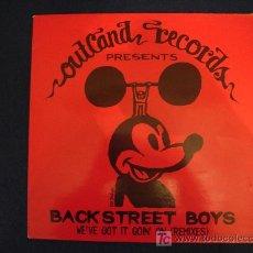 Discos de vinilo: BACK STREET BOYS - WE'VE GOT IT GOIN' ON (REMIXES) - LP. Lote 12413861