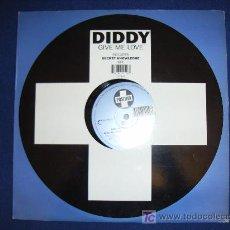 Discos de vinilo: DIDDY - GIVE ME LOVE - MAXISINGLE 1994. Lote 23327657