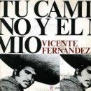 Discos de vinilo: VICENTE FERNANDEZ. Lote 21750402