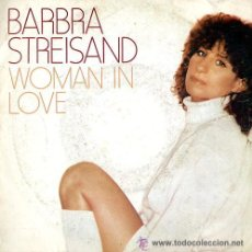 Discos de vinilo: BARBRA STREISAND. WOMAN IN LOVE. Lote 21750381