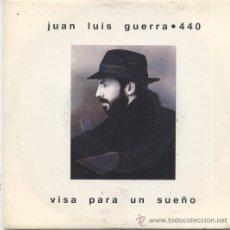 Dischi in vinile: JUAN LUIS GUERRA,VISA PARA UN SUEÑO DEL 90. Lote 12419667