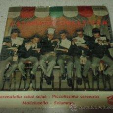 Discos de vinilo: CASAMATTA ORKESTERN (PICCOLISSIMA SERENATA - SERENATELLA SCIU'E - MALIZIUSELLA - SCIUMMO) 1958 EP. Lote 12421787
