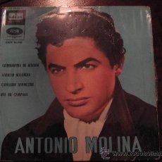 Discos de vinilo: ANTONIO MOLINA. Lote 12453270
