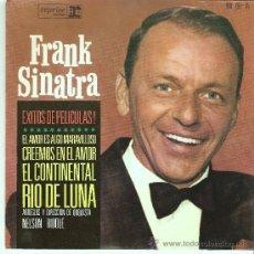 Discos de vinilo: FRANK SINATRA - SINGLE DEL 1964 DE CONSERVACIÓN - DIFICIL. Lote 18820622