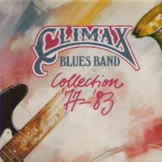 Discos de vinilo: CLIMAX BLUES BAND - COLLECTION ** 77 AL 83 ** EDICION ALEMANA 1984. Lote 14570665