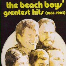 Discos de vinilo: THE BEACH BOYS - GREAT HITS ** ( 1961-1965) SPRING BOARD RECORDS. Lote 18375233