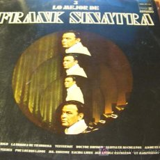Dischi in vinile: FRANK SINATRA ( LO MEJOR DE VOL 3 ) YESTERDAY... LP HISPAVOX (0). Lote 12502658
