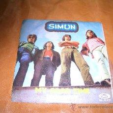 Discos de vinilo: SIMUN. Lote 12548769