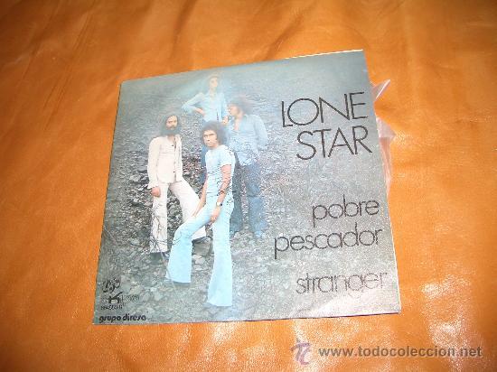 LONE STAR (Música - Discos - LP Vinilo - Grupos Españoles 50 y 60)