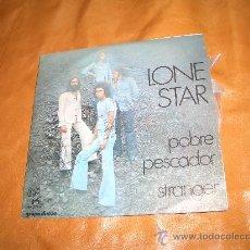 Discos de vinilo: LONE STAR. Lote 12555402