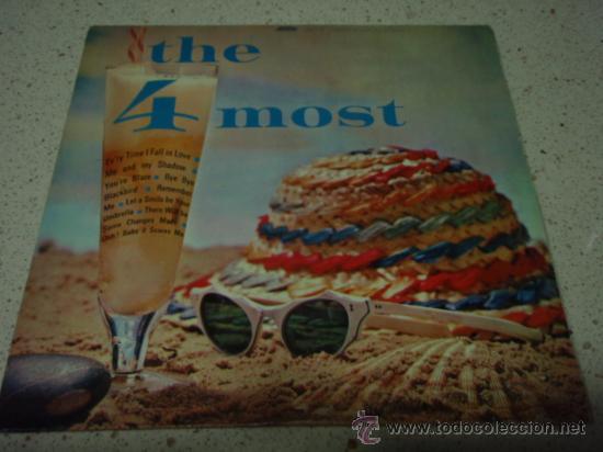 THE 4 MOST 'SING' (REMEMBER ME - ME AND MY SHADOW - BYE BYE BLACKKBIRD - YOU'RE BLAZE - ...) EP (Música - Discos de Vinilo - EPs - Orquestas)