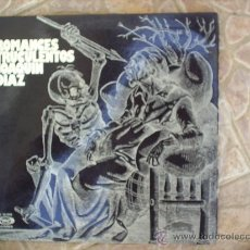 Discos de vinilo: L.P. -JOAQUIN DIAZ ROMANCES TRUCULENTOS 1975-- VER FOTOS INFORMATIVAS. Lote 26993339