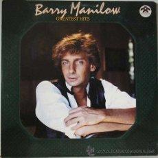 Discos de vinilo: BARRY MANILOW - GREATEST HITS - LP VINILO. Lote 12569344
