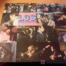 Discos de vinilo: LOS PEKENIKES ( ROBIN HOOD ) HISPAVOX LP ESPAÑA 1967. Lote 12590020