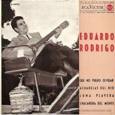 EDUARDO RODRIGO EP SELLO RCA VICTOR AÑO 1964