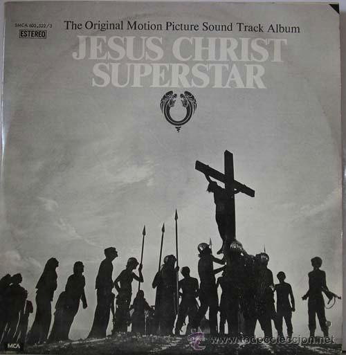jesus christ superstar disco vinilo