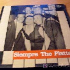 Discos de vinilo: SIEMPRE THE PLATTERS ( MY PRAYER... ) LP ESPAÑA. Lote 12635809