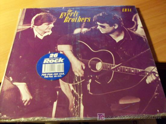 THE EVERLY BROTHERS ( EB84) LP ESPAÑA (Música - Discos - LP Vinilo - Rock & Roll)