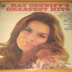 Discos de vinilo: RAY CONNIFF - GRANDES EXITOS - LP - CBS 1973 SPAIN - COMO NUEVO / N MINT. Lote 26737398
