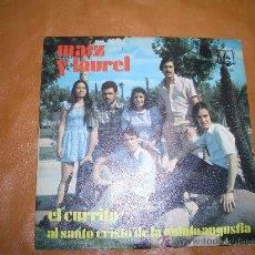 Discos de vinilo: MAIZ Y LAUREL. Lote 12644487