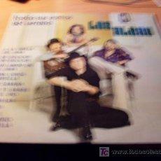 Discos de vinilo: LOS ALBAS ( TODOS SUS EXITOS DE VERANO ) LP ESPAÑA IMPACTO 1977 ( DIFICIL ) (0). Lote 13601015