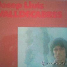 Discos de vinilo: JOSEP LLUIS VALLDECABRES,TROS DE PRESEC DEL 76 DOBLE CARATULA. Lote 148224016