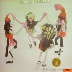 Discos de vinilo: COBLA BARCELONA-LA SARDANA LP CON PORTADA DOBLE + LIBRETO 1971 SPAIN. Lote 12674588