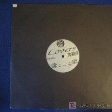 Discos de vinilo: COVERS - CHAINS / LOVERS - MAXISINGLE. Lote 12696960