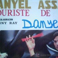 Discos de vinilo: DANYEL ASSANTE,TOURISTE DE LUXE EDICION ESPAÑOLA DEL 90. Lote 195331217