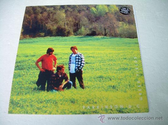 LP PARKINSON DC GREEN FIELDS VINILO INDIE NOISE LOS PLANETAS PENELOPE TRIP (Música - Discos - LP Vinilo - Grupos Españoles de los 90 a la actualidad)