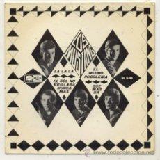 Discos de vinilo: EP 45 RPM / LOS MUSTANG / EL SOL NO BRILLARA NUNCA MAS /// EDITADO EMI / SOLO PORTADA . Lote 12734067