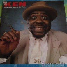 Discos de vinilo: BIG KEN ( HOOCHIE COOCHIE MAN 2 VERSIONES - HARRY DEAN 2 VERSIONES ) 1987 MAXI45 RCA. Lote 12738282