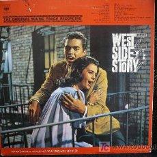 Discos de vinilo: WEST SIDE STORY. BELTER. CBS. . Lote 12763896