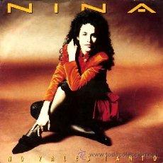 Discos de vinilo: NINA ··· NO VALES TANTO - (SINGLE 45 RPM). Lote 25575772
