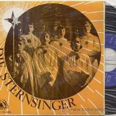 Discos de vinilo: EP 45 RPM / LOS NIÑOS CANTORES DE LA ESTRELLA DE REUTLINGEN -STUTTGART /// EDITADO POR FIFIAS . Lote 19785316