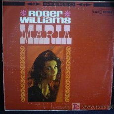 Discos de vinilo: ROGERS WILLIAMS. MARIA. KAP. RECORDS. VENEZUELA. . Lote 12766206