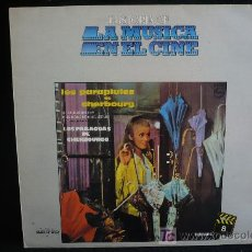 Discos de vinilo: LA MUSICA EN EL CINE. PHILIPS. 8. LOS PARAGUAS DE CHERBOURGO. . Lote 12766443