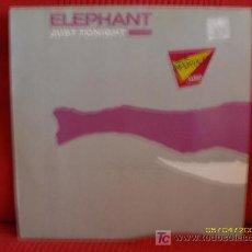 Discos de vinilo: ELEPHANT. Lote 27183951