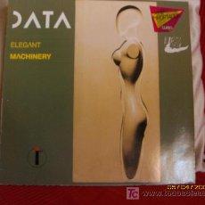 Discos de vinilo: DATA. Lote 27300964