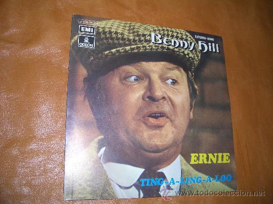 BENNY HILL (Música - Discos - Singles Vinilo - Cantautores Internacionales)