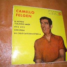 Discos de vinilo: CAMILLO FELGEN. Lote 16021011