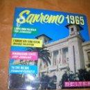 Discos de vinilo: SAN REMO 1965. Lote 16021014