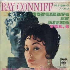 Dischi in vinile: RAY CONNIFF / CONCIERTO DE VARSOVIA / POEMA / CASCANUECES / MI CORAZON ESCUCHA TU DULCE VOZ (EP 63). Lote 12774181
