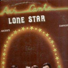 Discos de vinilo: LONE STAR - VINILO LP - . Lote 27426783