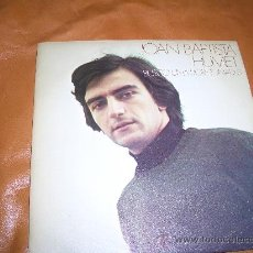 Discos de vinilo: JOANBAPTISTA HUMET. Lote 12790050