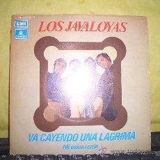 Discos de vinilo: LO JAVALOYAS. Lote 12790671
